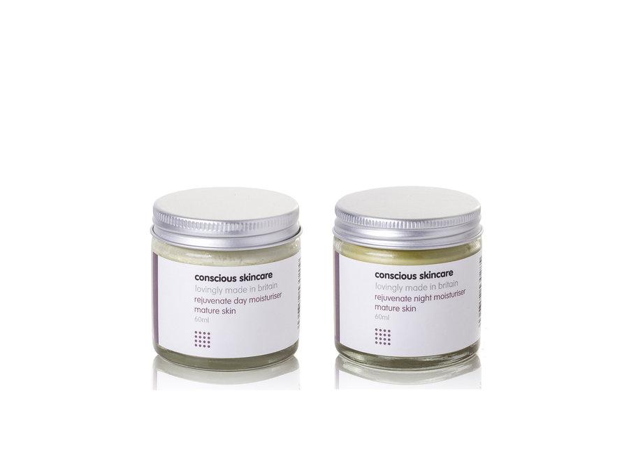 Rejuvenate Day and Night Cream Set