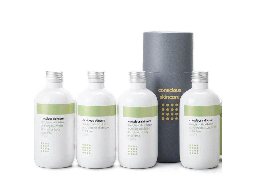 Pure Compleet Pack  (Parfumvrij)