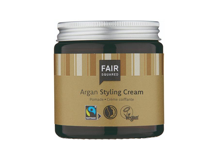 Hairstyling cream Argan