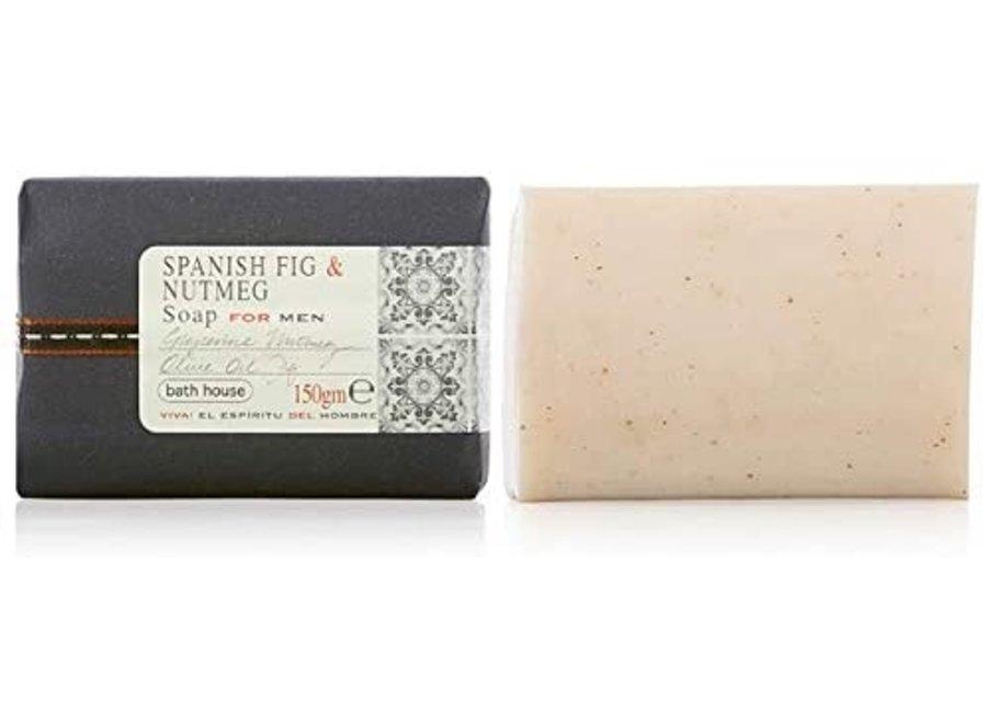 Body Soap Spanish Fig & Nutmeg
