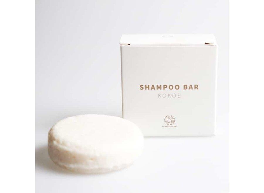 Shampoo Bar Coconut