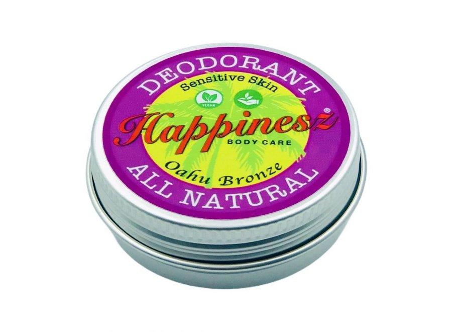Deodorant Happinesz Oahu Bronze