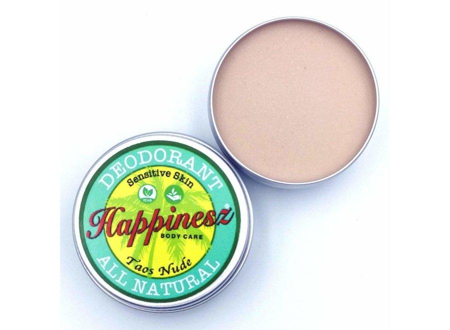 Deodorant Happinesz Taos Nude