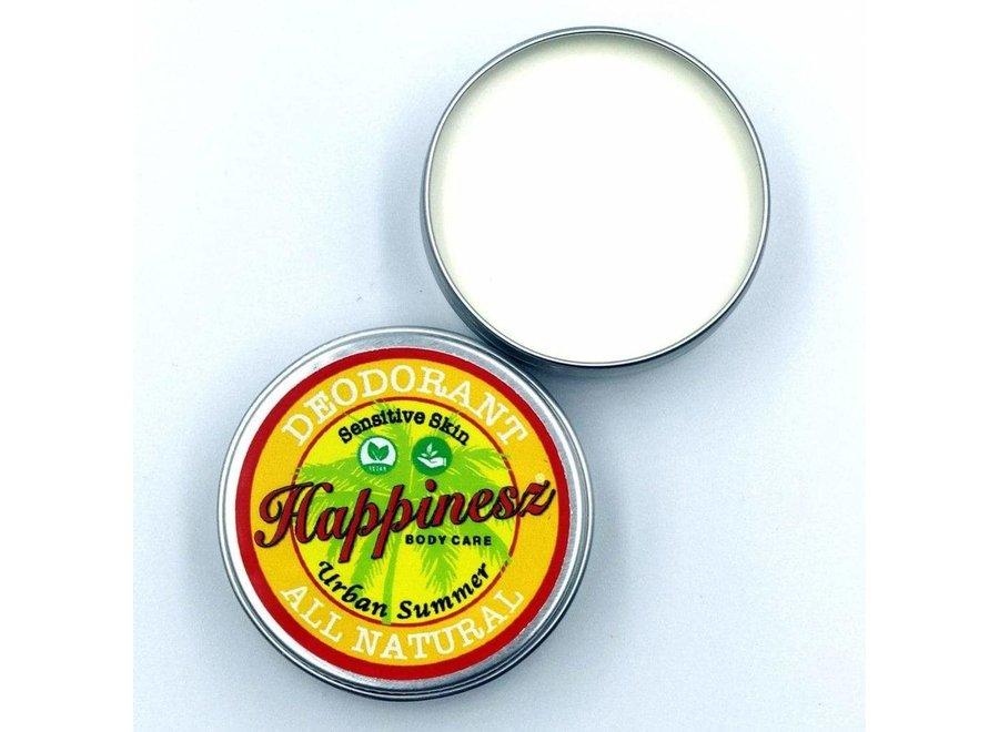 Deodorant Happinesz Urban Summer