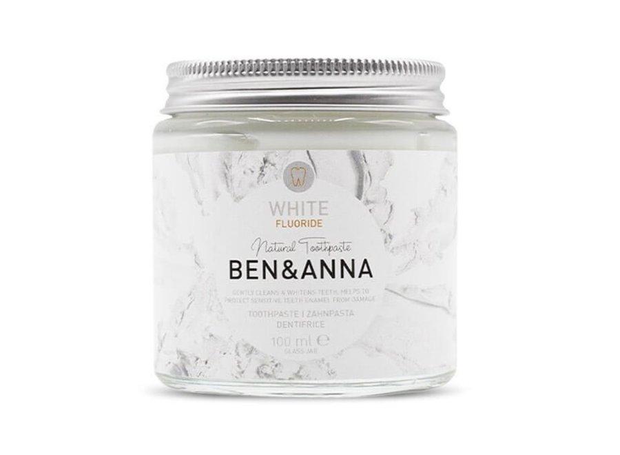 Whitening Fluoride Tandpasta