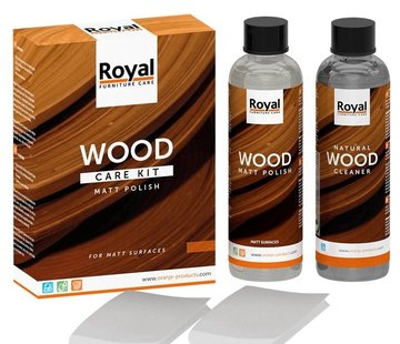 Holzpflegeset 2 St. x 75 ml