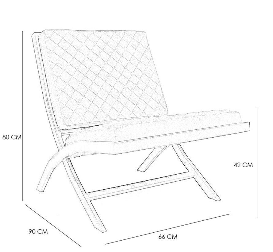 Luxury Design Sessel Madrid Samt ockergelb