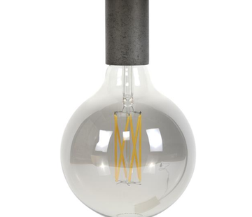 Leuchtmittel LED Ø 12,5 cm smoke grey
