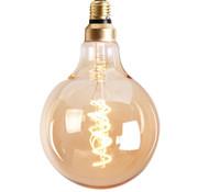Bronx71 Leuchtmittel Round LED Ø 15 cm gold dimmbar - 5 Watt