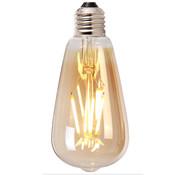 Bronx71 Leuchtmittel Tropfen LED Ø 14,5 cm gold dimmbar - 4 Watt