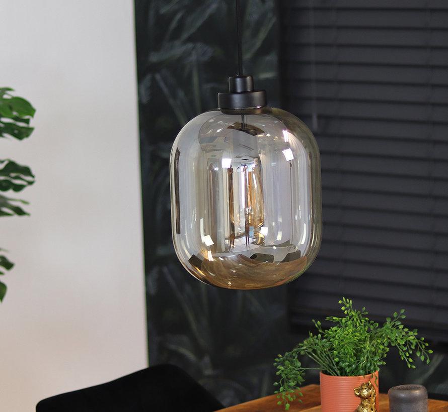 Pendelleuchte Amber 1-flammig Glas 30 cm