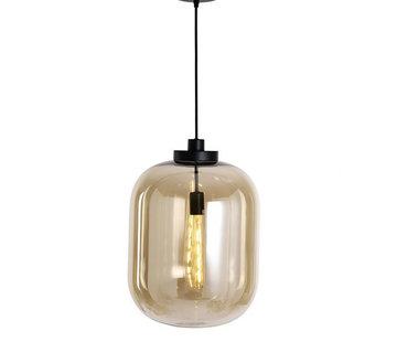 Bronx71 Pendelleuchte Amber 1-flammig Glas 45 cm