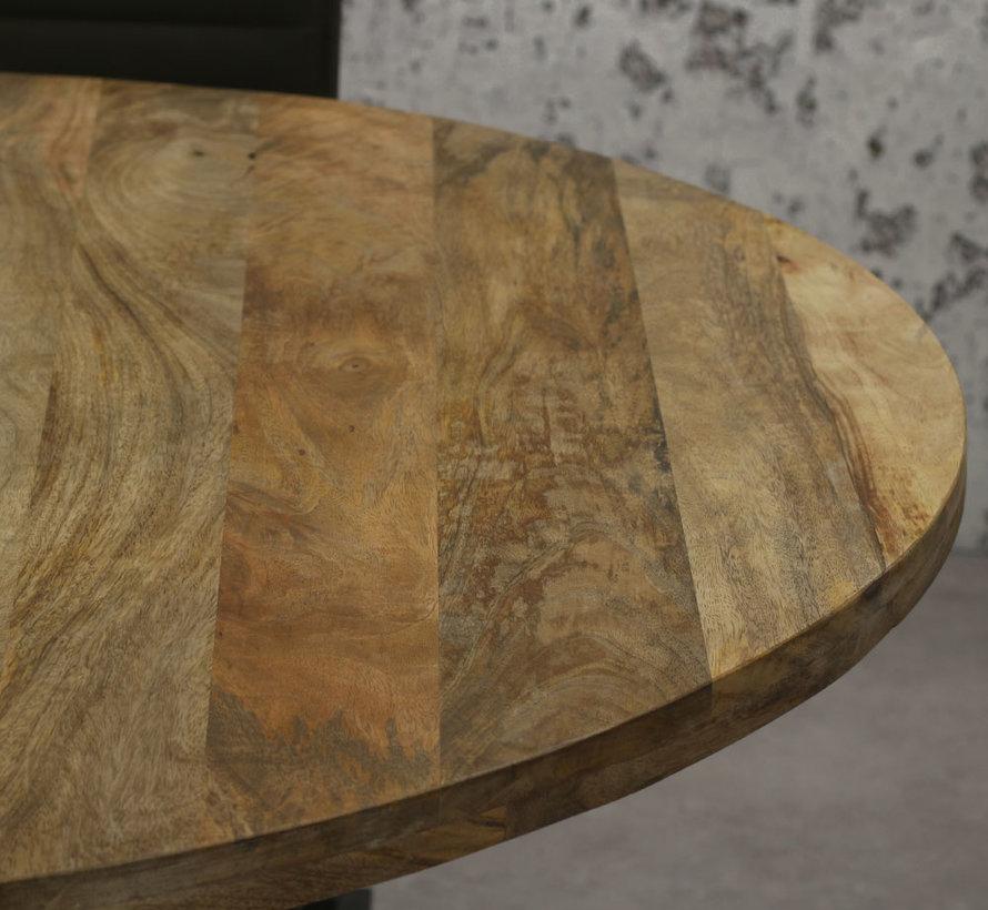 Esstisch Ethan rund Akazienholz Ø 150cm