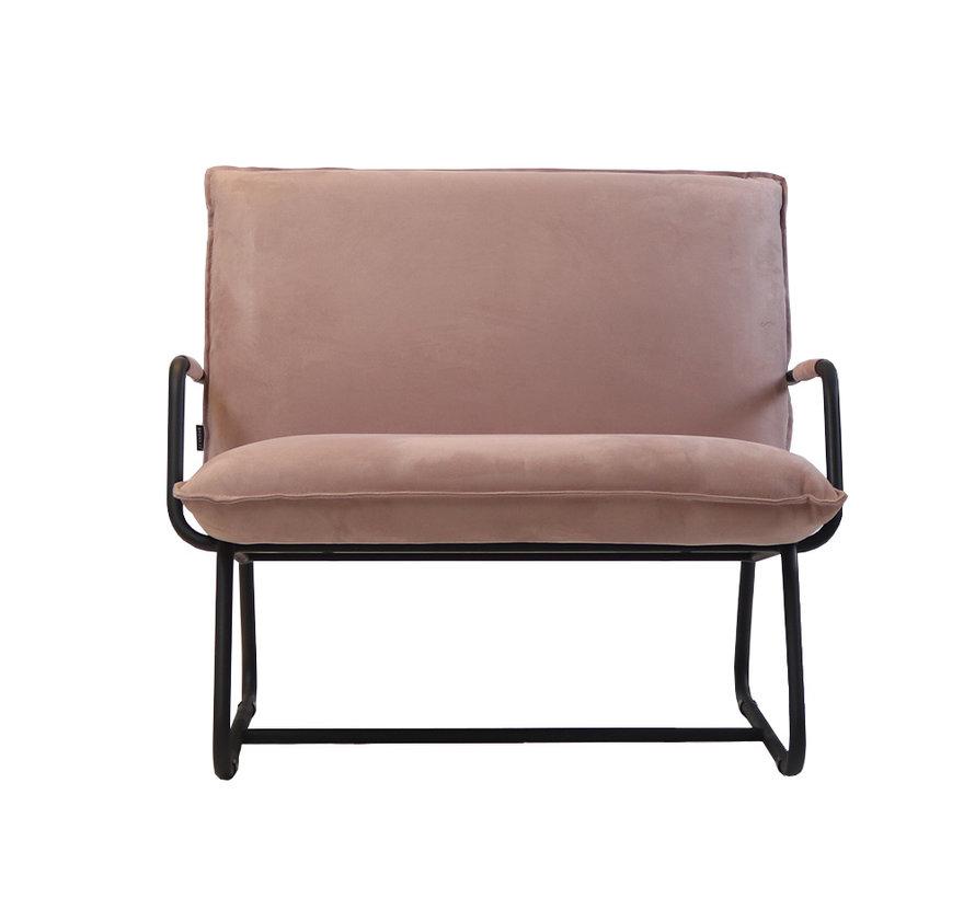 Lounge Sessel Ohio rose Polyester