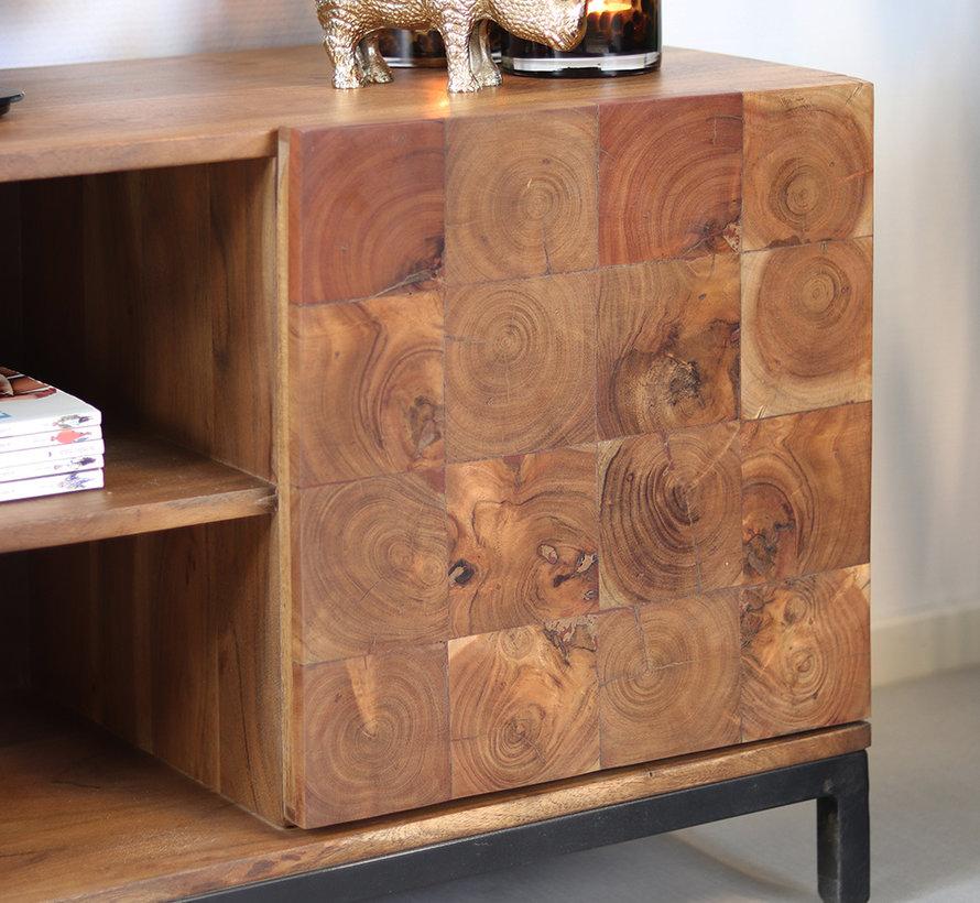 TV Lowboard Forrest Akazie 130 cm