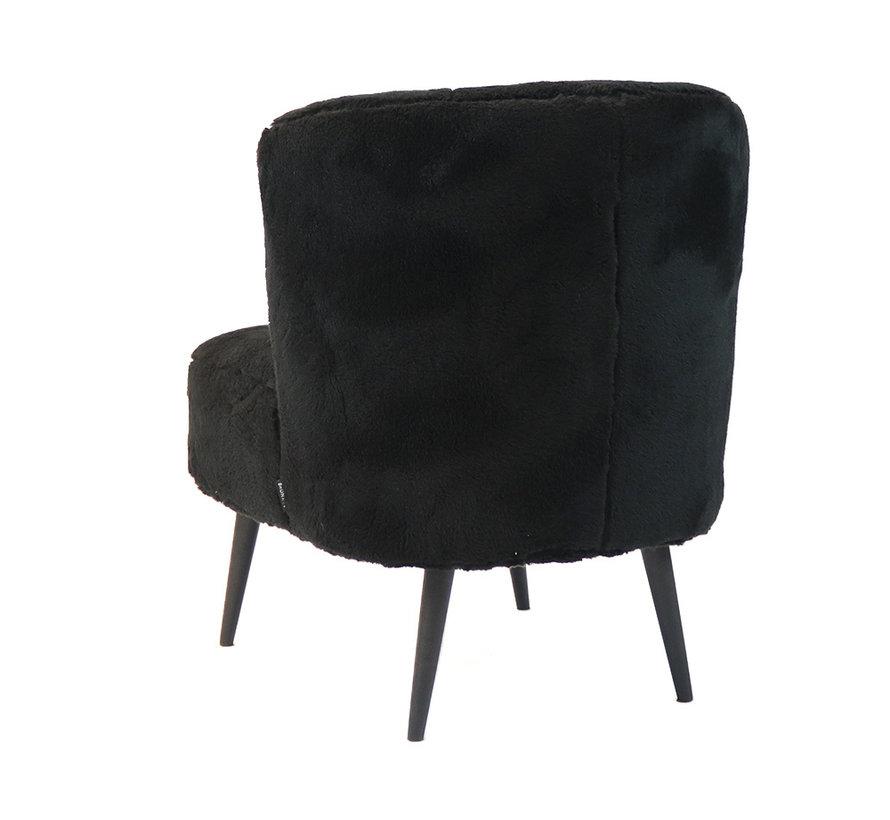 Teddy Sessel Lyla modern schwarz