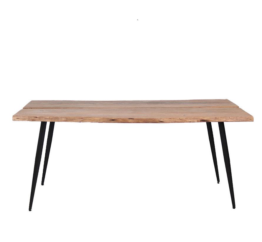 Esstisch Richy Akazienholz 180 x 90 cm