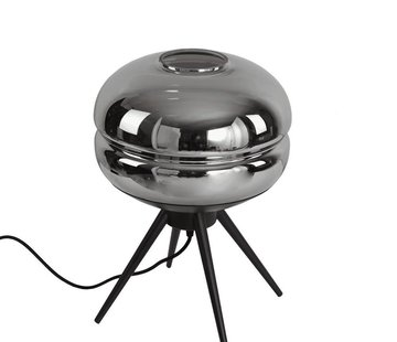 Bronx71 Tischlampe Jody 1-flammig Smoke