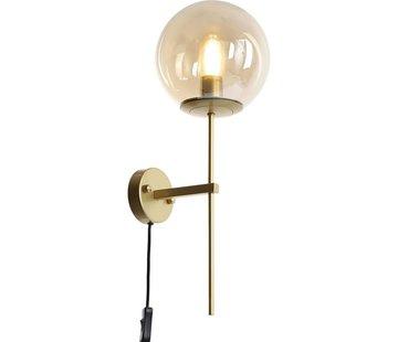 Bronx71 Wandlampe Up 1-flammig Amber
