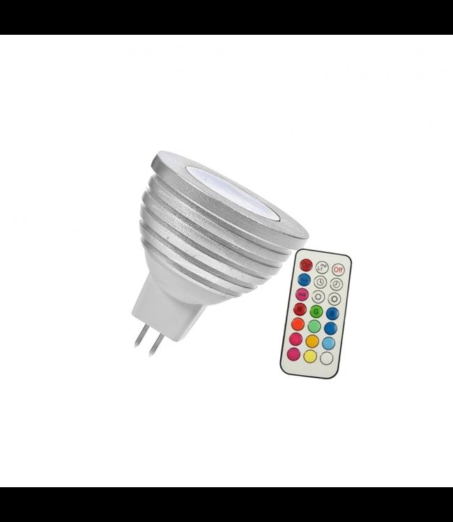 LED Spot RGB - 5 Watt - MR16