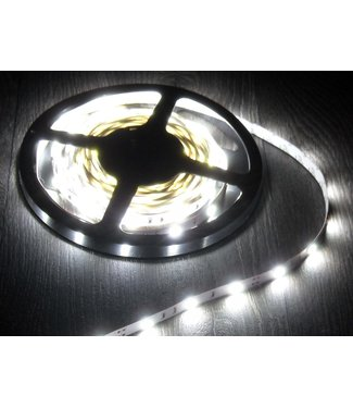 LED Strip Koel Wit - 60 LEDS Per Meter - Waterdicht