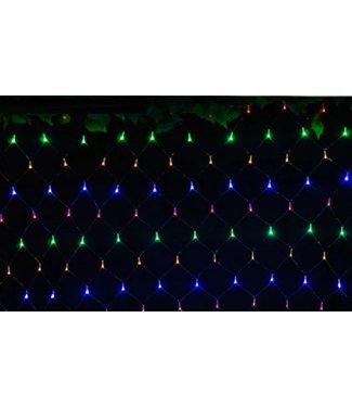 Kerstnet 8 x 10 Meter - RGB