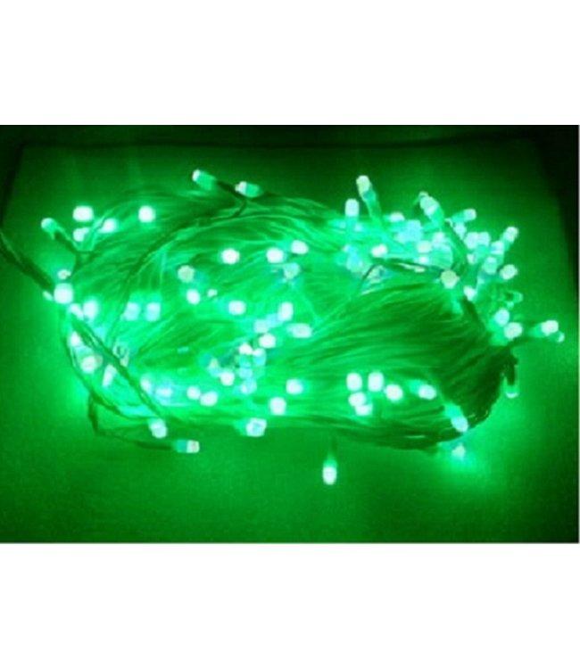 Kerstboomverlichting 50 Meter - Groen
