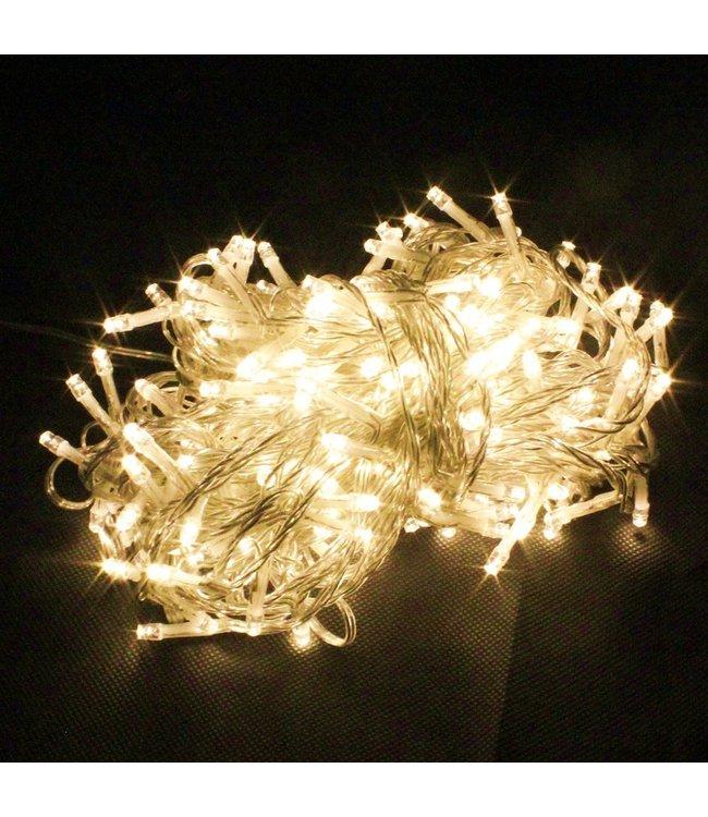 Kerstboomverlichting 30 Meter - Warm Wit