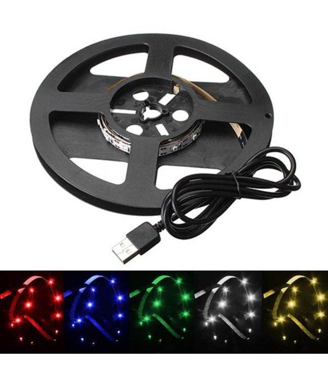 TV LED Strip Set USB - 0.5 Meter
