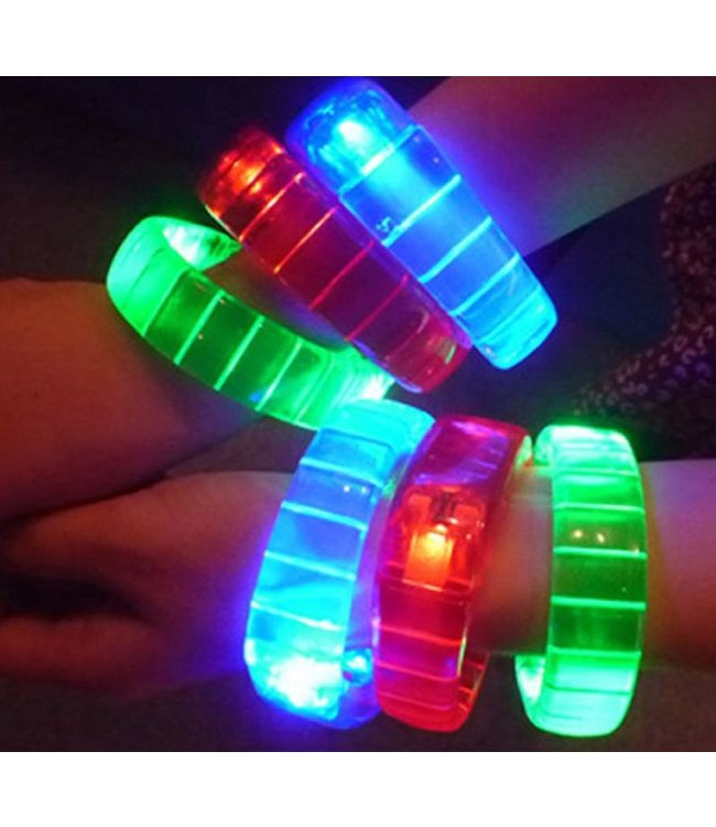 LED Armband - Sound Activated