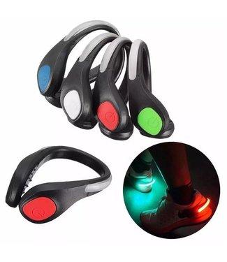 LED Schoenverlichting - Zwart