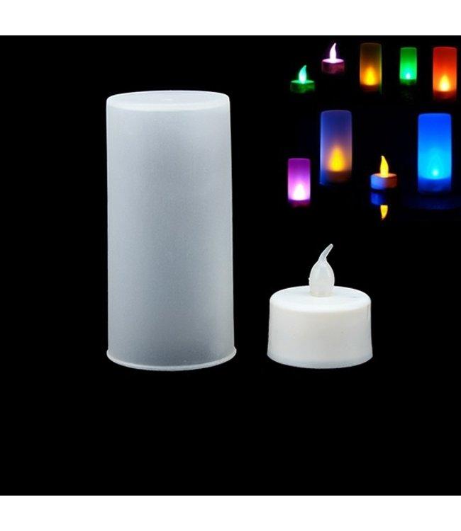 LED Kaars RGB