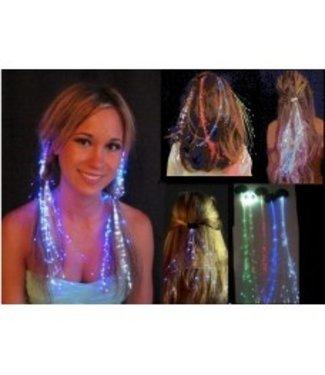 Lichtgevende Haarextentie Clip