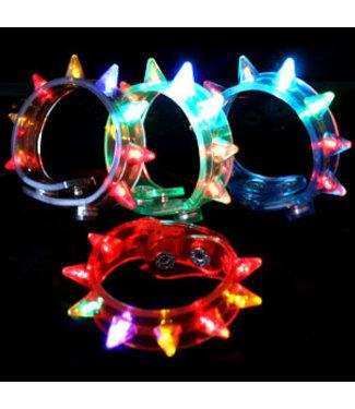 LED Armband Spike - RGB