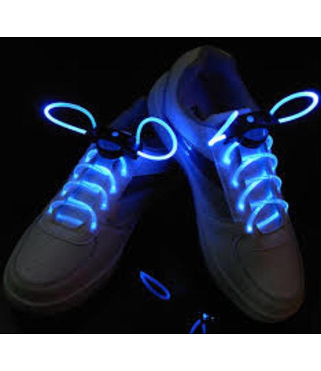 Lichtgevende  Veters - LED - Blauw