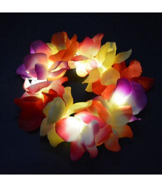 Lichtgevend Haar Frutsel - LED - Meerdere Kleuren