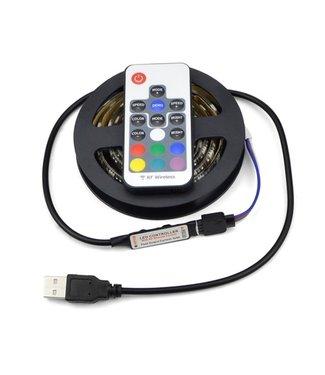 TV LED Strip Set USB - 4 Meter