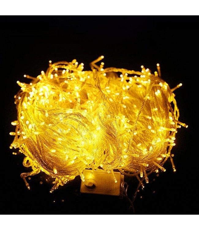 Kerstboomverlichting 50 Meter - Geel