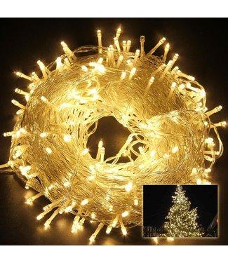 Kerstboomverlichting 100 Meter - Geel