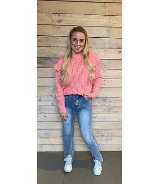 Linda Sweater Koraal