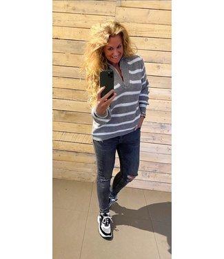 Tanja Sweater Grey