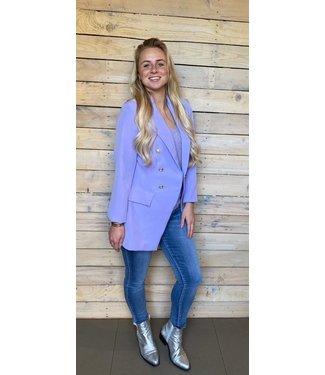 Betty Purple Jacket