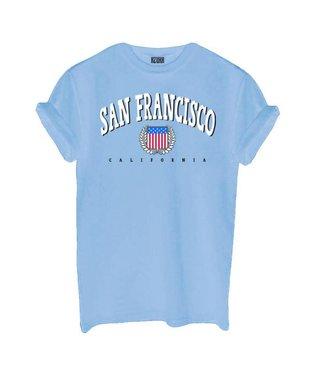 Azuka San Francisco Baby Blue