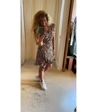 Ambika Sabine Flower Dress