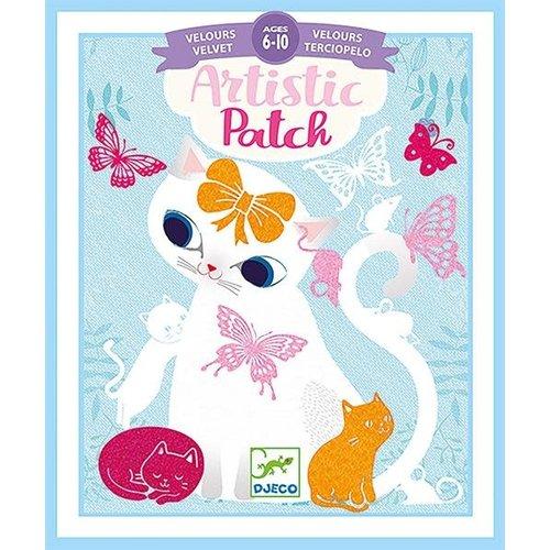 Djeco Artistic Patch Pets