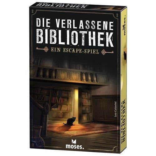 moses Die verlassene Bibliothek