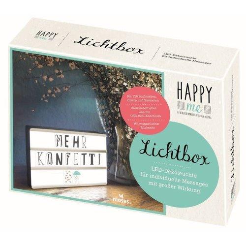 moses Lichtbox «Happy Me»