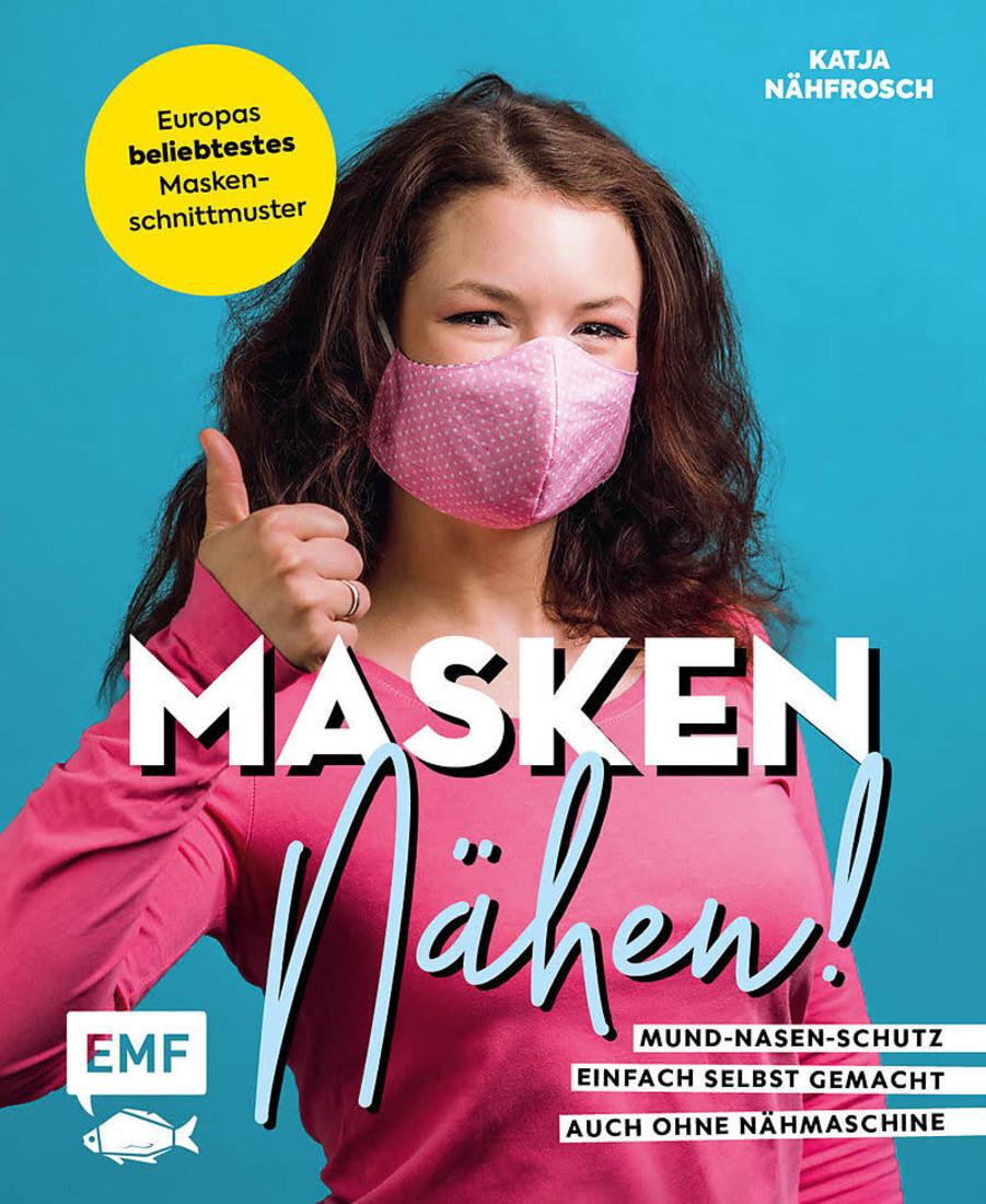 EMF Buch - Masken Nähen!
