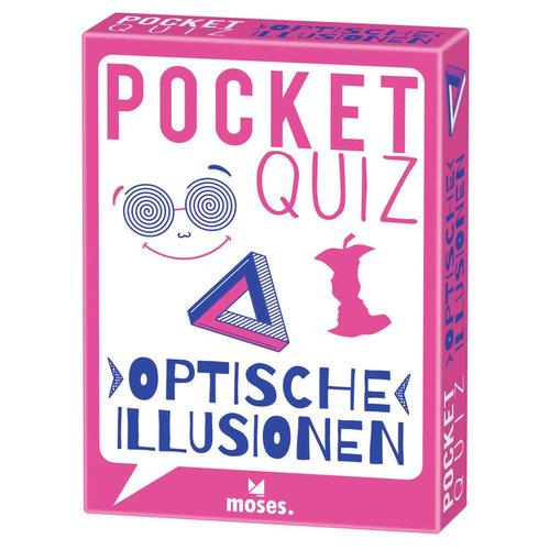 moses Pocket Quiz  Optische Illusionen