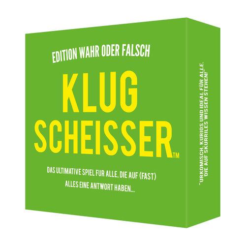kylskapspoesi Klugscheisser - Wahr oder falsch
